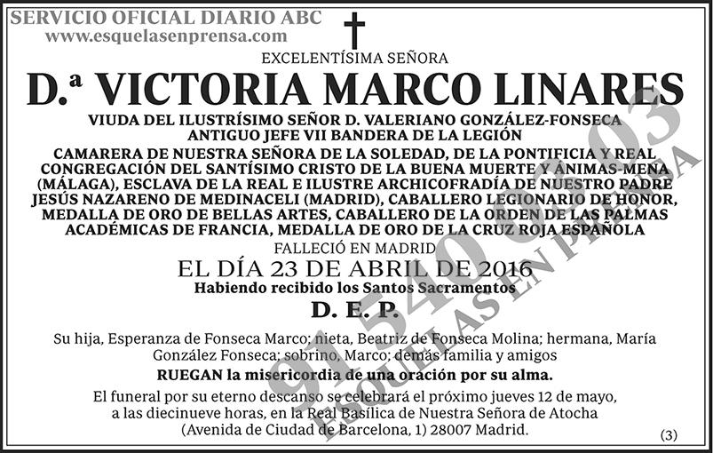 Victoria Marco Linares